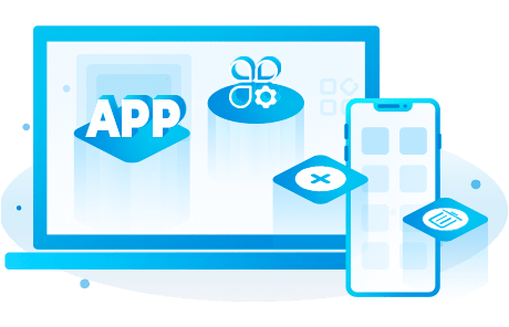 manage iOS/Android Apps on Mac