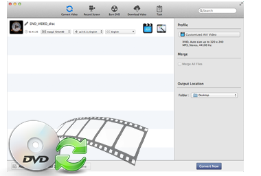 Perfect DVD Ripper and DVD Creator For Mac