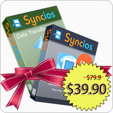 Bundle Syncios Products