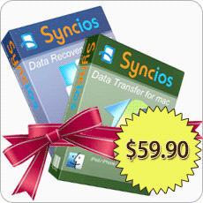 Bundle Syncios Mac Products